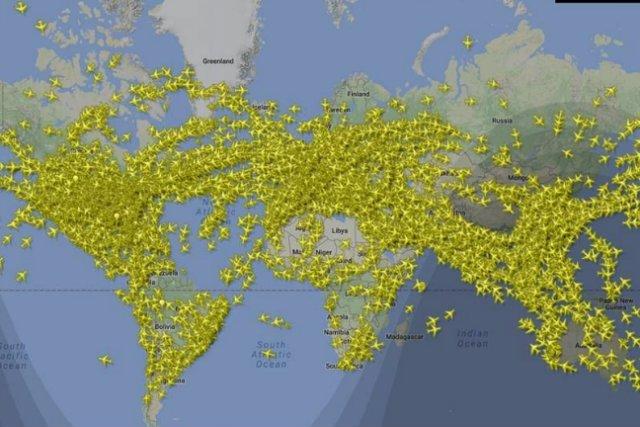 29 czerwca 2018 roku – według informacji FlightRadar24 tego dnia w powietrze wzbiło się ponad 19 tys. samolotów.