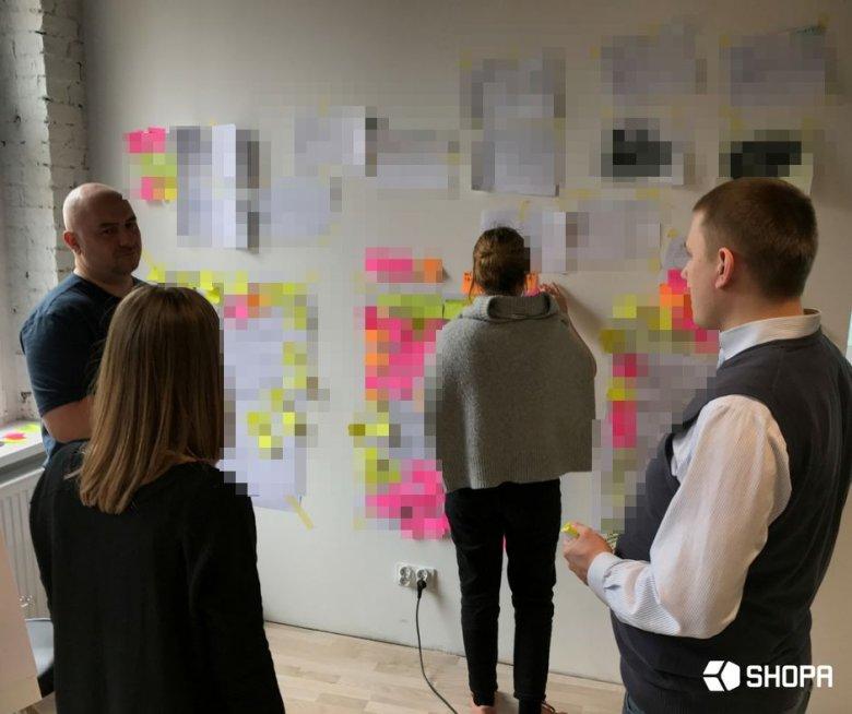 Warsztaty Design Thinking prowadzone dla marki Play