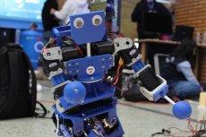 Studencki robot Melson ma dopiero dwa lata, ale potrafi już całkiem dużo.