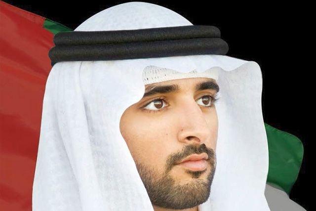 Książę Dubaju, szejk Hamdan Bin Mohammed Bin Rashid Al Maktoum