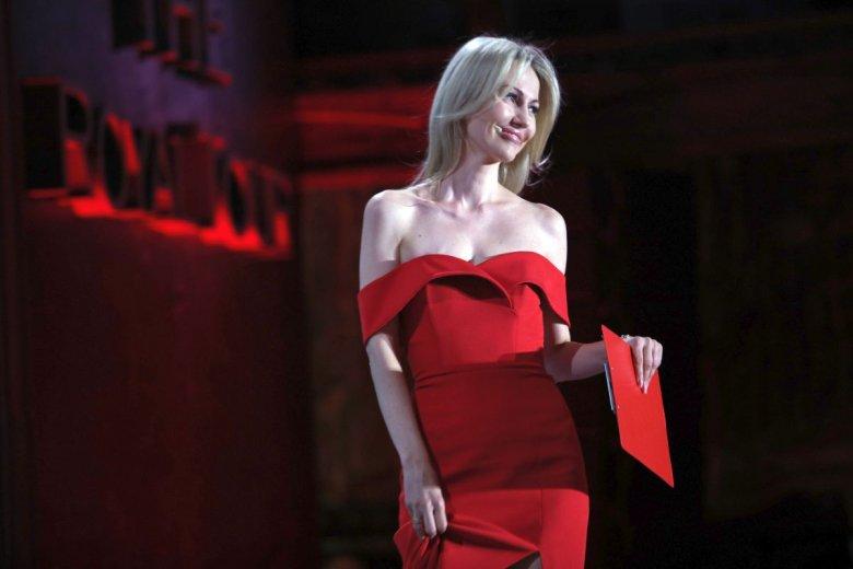 Na imprezach organizowanych przez PFN pełno jest osób związanych z PiS - jeden z pokazów prowadziła Magdalena Ogórek