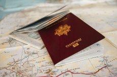Wg Henley Passport Index najwięcej granic otwiera paszport Japonii. My bez problemu może odwiedzić 176 krajów.