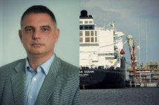 Zaledwie przez tydzień cieszył się Marek Drac-Tatoń ze stanowiska prezesa Polskiego LNG