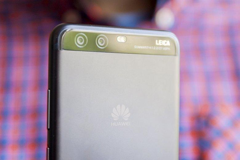 W smartfonie Huawei P10 zastosowano podwójny aparat drugiej generacji sygnowany logiem legendarnej marki obiektywów Leica