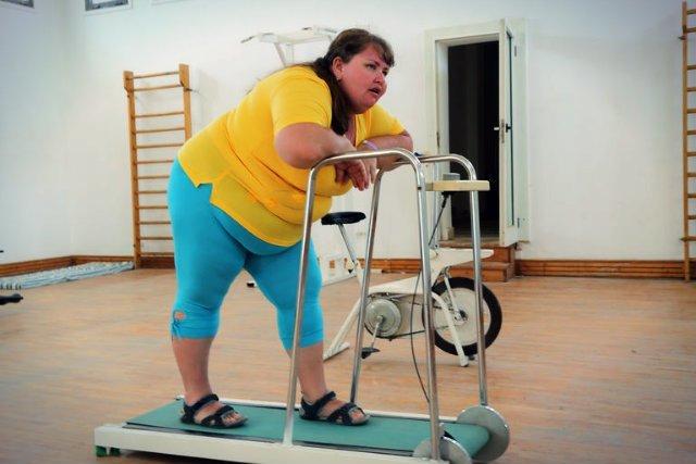 Według badań problem otyłości dotyczy 17 proc. Polaków