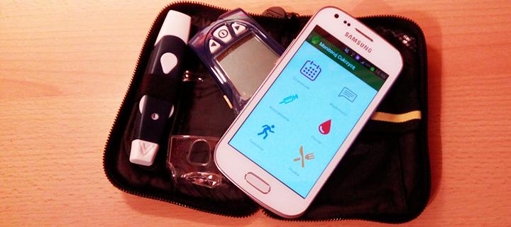 Glukometr i... smartfon. Obowiązkowy zestaw każdego cukrzyka?