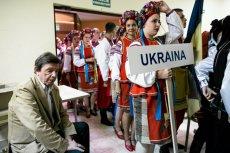 Spotkanie folklorystyczne w Lublinie. Tamtejszy ratusz wyprodukował serial poradnikowy adresowany do ukraińskich mieszkańców miasta.