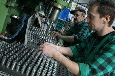 Najwyższy wzrost zatrudnienia w stosunku do poprzedniego roku odnotowano w branży produkcji urządzeń elektrycznych.
