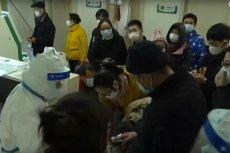 Specjalne procedury na lotniskach w Chinach.