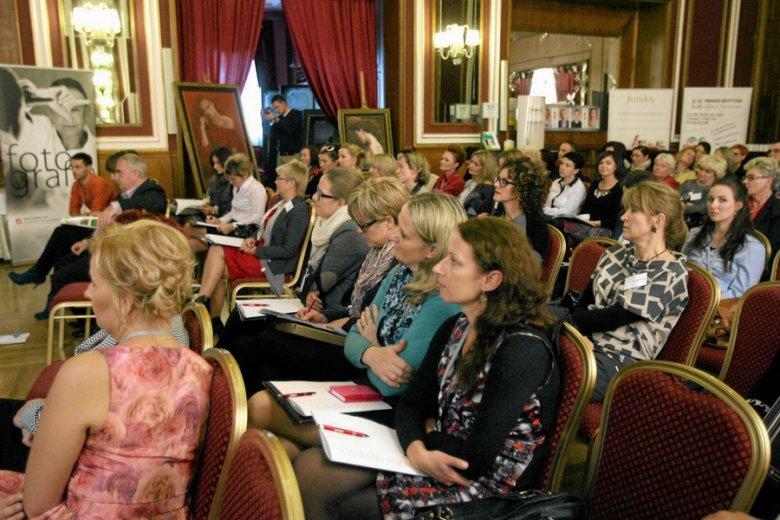 Ze statystyk działalności gospodarczej wynika, że kobiety są równie przedsiębiorcze, jak mężczyźni.