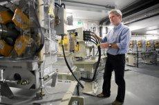 Chorzy na raka poczekają na leczenie wiązką protonów