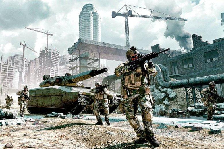 """Akcja """"World War III"""" będzie toczyć się m.in. na terenie Warszawy"""