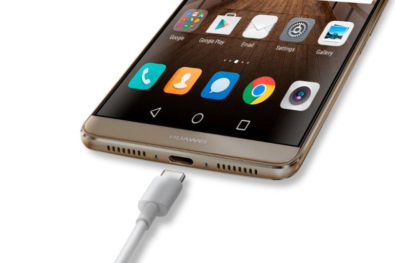 Technologia SuperCharge pozwala naładować smartfona przez 20 minut na cały dzień pracy.