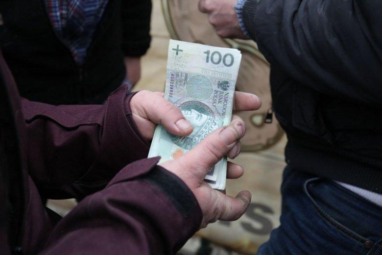 Zbliżamy się do 10 proc., zestawiając wartość gotówki w posiadaniu Polaków z wielkością gospodarki.