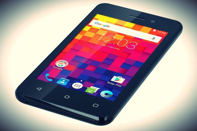 Najnowszy smartfon myPhone oferowany przez Biedronkę do wyczerpania zapasów lub 25 czerwca.