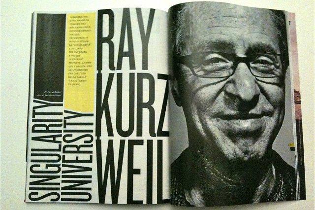 Ray Kurzweil to twórca Singularity University, w którym zajęcia nie przypominają tych w tradycyjnych uczelniach.