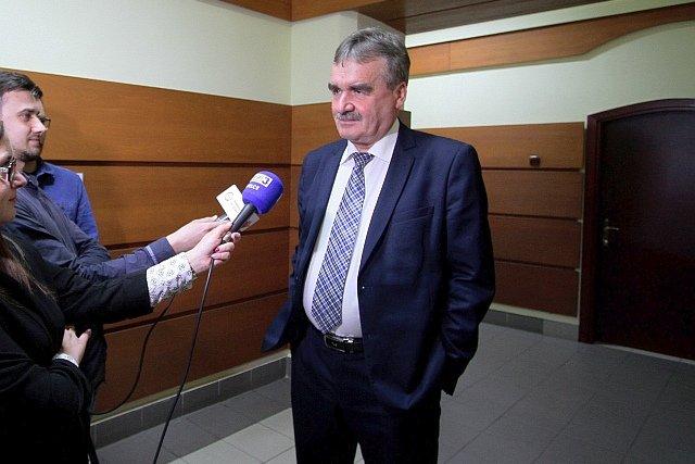 Centralny Port Komunikacyjny. Wojciech Lubawski, prezydent Kielc rządzący już trzecią kadencję, chciałby przejąć budowę.