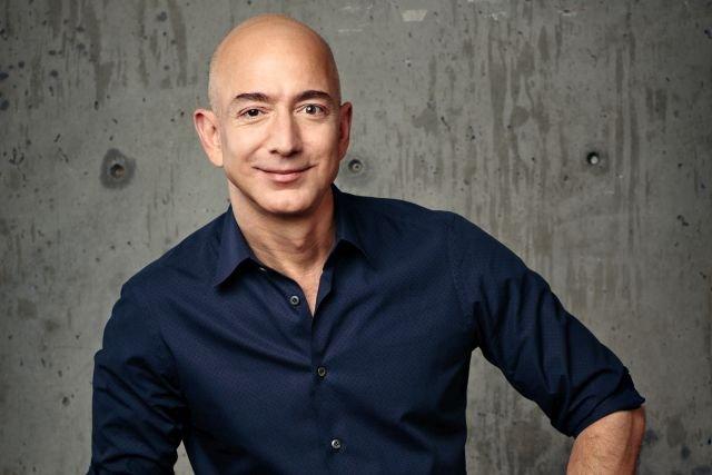 Jeff Bezos, twórca Amazona