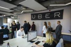 Uber wprowadza innowację, będzie preautoryzował kwotę na poczet zapłaty