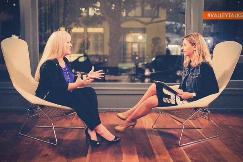 """W """"Valley Talks"""" start-up'owcy opowiadają o swoich doświadczeniach."""