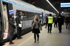 Pierwszy pociąg Pendolino wyposażony w internet miał dziś swój debiut.