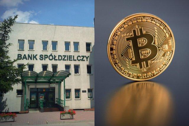 Jedna z największych giełd bitcoina na świecie – Bitfinex – przyjmuje wpłaty na depozyty w euro w...Banku Spółdzielczym w Skierniewicach