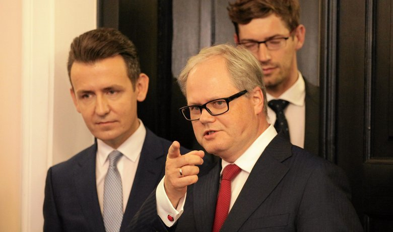 Prezes Energi, Arkadiusz Siwko, stracił fotel po niecałym miesiącu szefowania tej państwowej spółce.