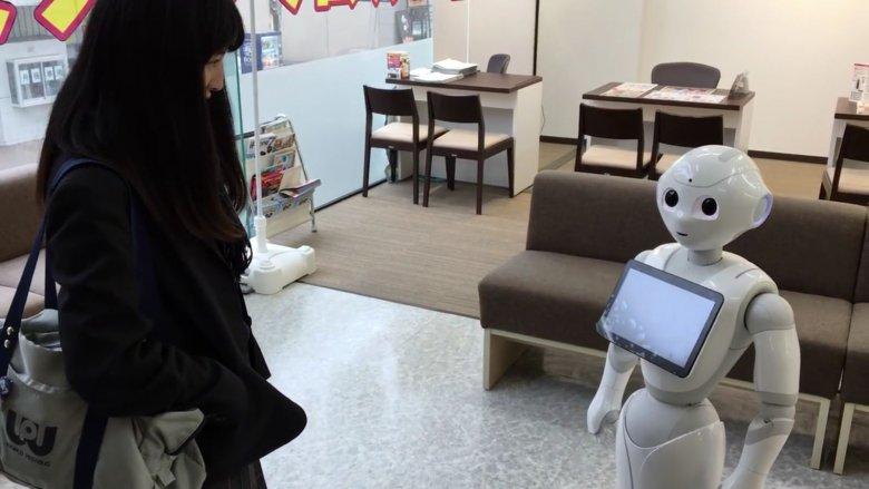 Za 30 lat może się okazać, że ludzkość przegrała wyścig z robotami.