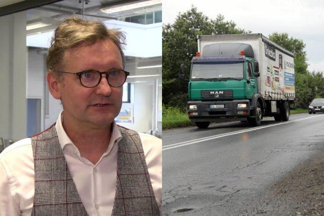 Dr inż. Igor Ruttmar, prezes Instytutu Badań Technicznych TPAW, opowiada o tym, jak w Polsce powstają drogi ze zużytych opon