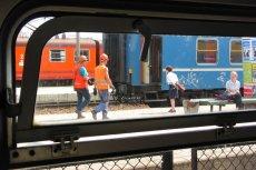 Spóźniony pociąg oznaczałby karę dla przewoźnika lub zarządcy infrastruktury