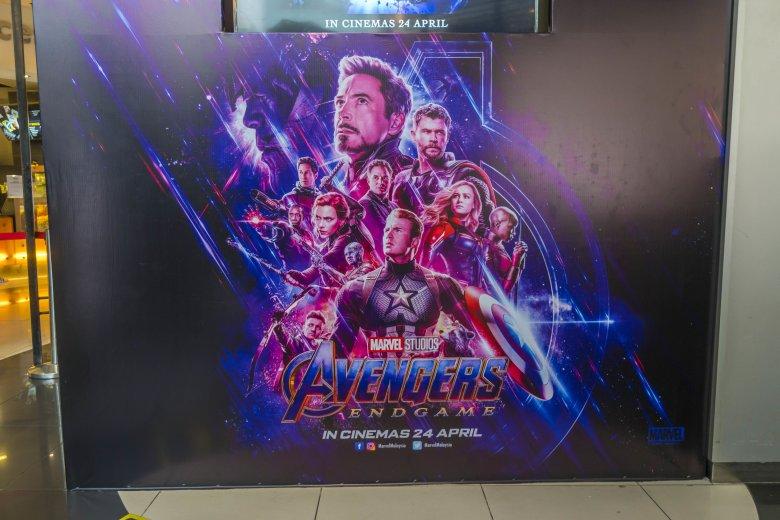 Internetowi oszuści obiecują internautom, że ci mogą obejrzeć Avengers: Endgame online za free.