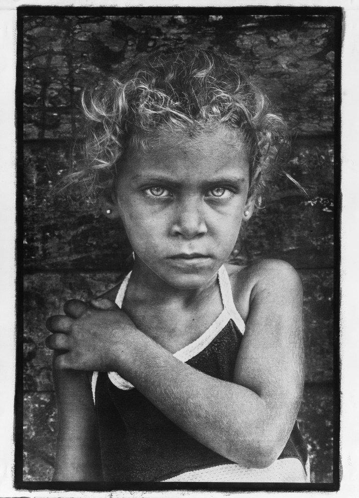 """Foto: Stéphane Noël, """"Yesel"""", fotografia w technice gumy dwuchromianowej"""