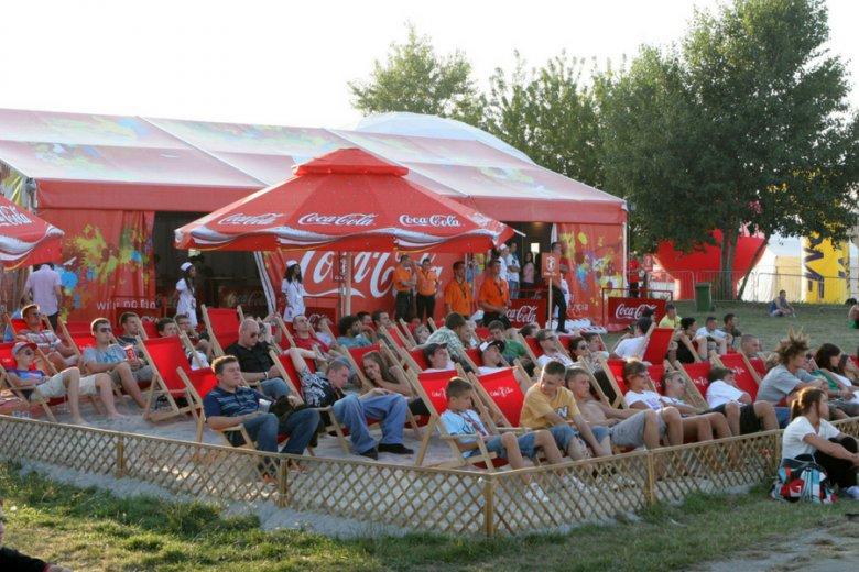 Nowy produkt Coca-Cola - mleko roślinne.