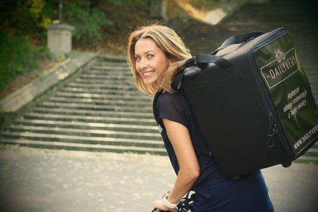 Małgorzata Sitkowska, współzałożycielka Dailyvery.