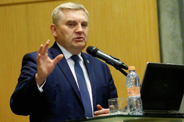 Tomasz Truskolaski, prezydent Białegostoku. Dodatki do jego pensji z powodzeniem rekompensują niekorzystne zmiany w uposażeniach polityków.