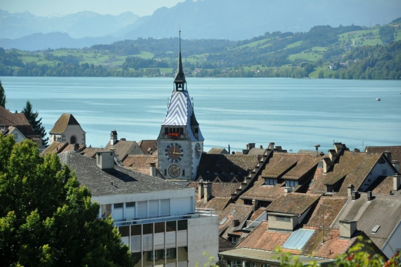 Sielska dolina Zug w Szwajcarii to jedno z nielicznych miejsc na świecie, gdzie kryptowalutami można się posługiwać zgodnie z prawem.