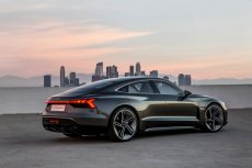 Audi e-tron GT premiera elektryka w 2020