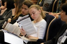 """Filolodzy z KUL w ramach projektu """"LUK"""" otrzymali możliwość zdobycia umiejętności wymaganych przez pracodawców."""