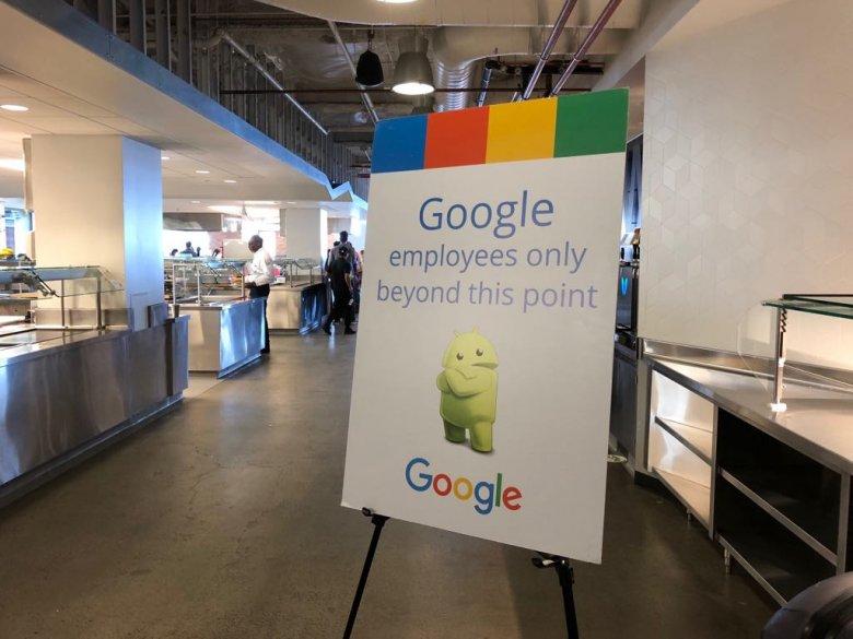 Siedziba Google w San Francisco