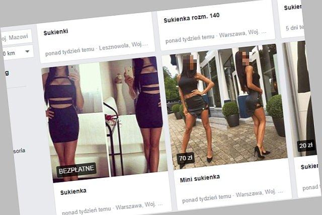 Facebokk Marketplace przypomina skrzyżowanie Tindera z bazarem