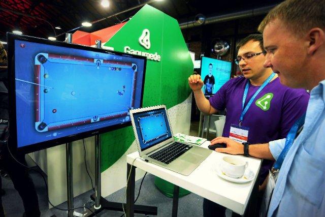 Targi gier komputerowych Digital Dragons w Krakowie