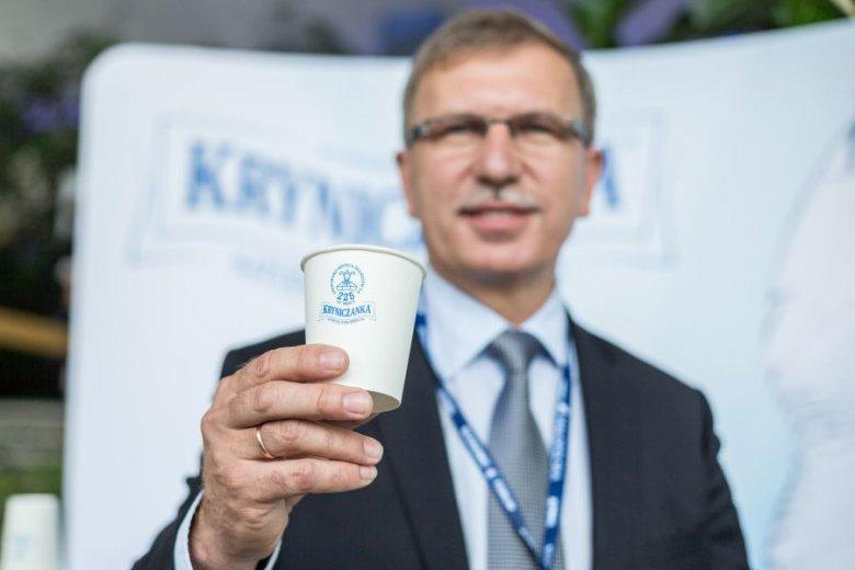 Rozwijanie oferty dla klientów komercyjnych oraz produkcja wody mineralnej - tak prezes Uzdrowiska Krynica-Żegiestów, Wiesław Pióro, widzi przyszłość firmy.