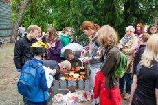 Piknik w Otwocku.