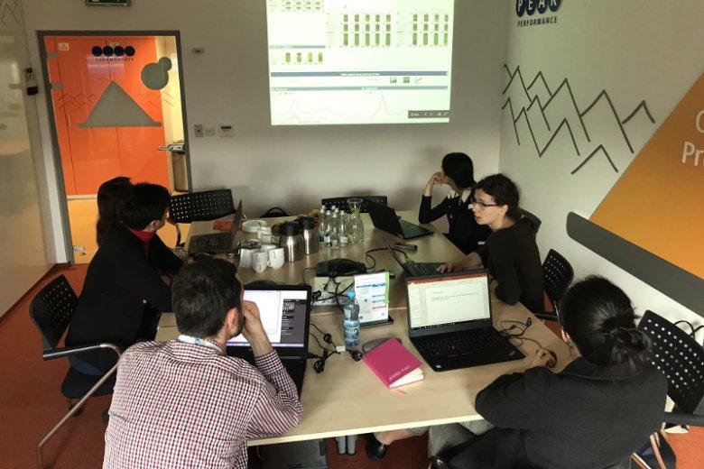 W gronie uczestników ''maratonu hackowania'' pod szyldem P&G znaleźli się też specjaliści z działów sprzedaży oraz marketingu