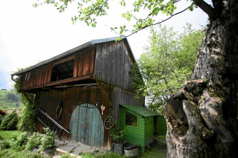 Prawdziwe polskie stodoły, z nielicznymi wyjątkami, nie nadają się do adaptacji, są zbyt licho zbudowane.