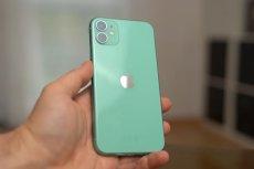 Dzięki iPhone'om 11 akcje firmy Apple rosną