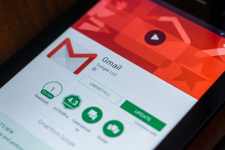 Nowa opcja Gmaila poprawi błędy językowe dzięki sztucznej inteligencji.
