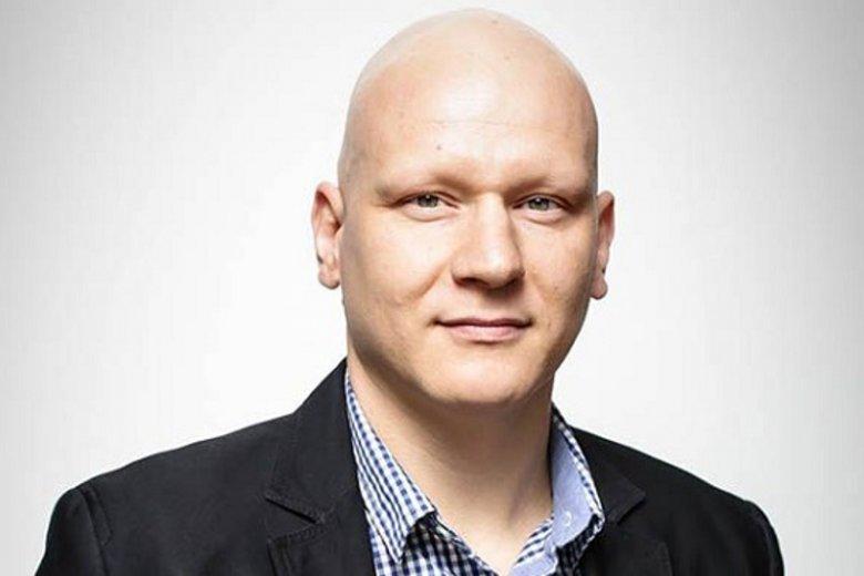 Greg Micyk, prezes Finiata Polska, wierzy, że kierowany przez niego start-up ma szansę stać się wiodącą marką w branży faktoringowej w Europie