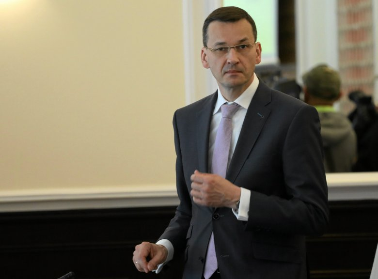 Mateusz Morawiecki chwali się rzekomymi osiągnięciami