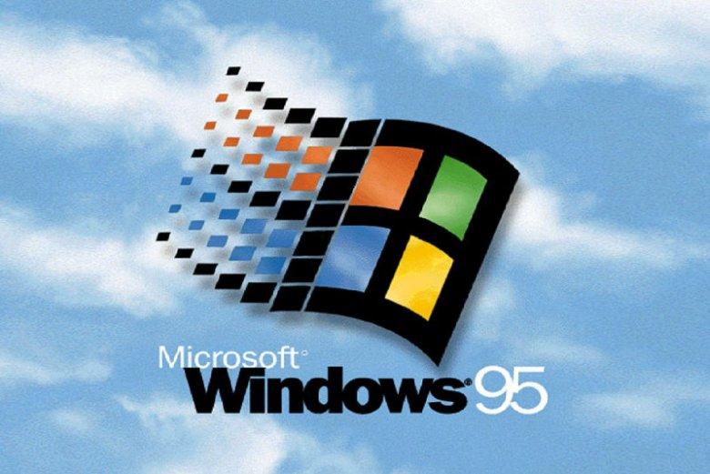 Windows 95 był jednym z największych sukcesów wśród systemów operacyjnych.